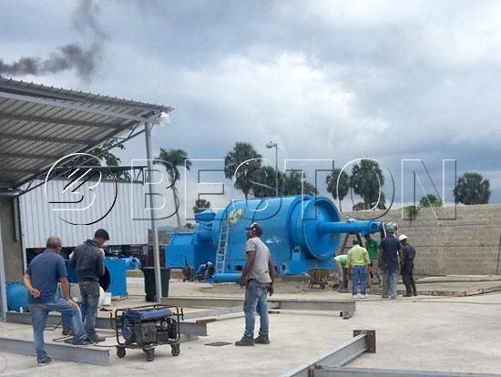 Plastic To Oil Machine in Dominica