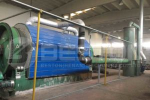 Tyre Oil Plant for Sale